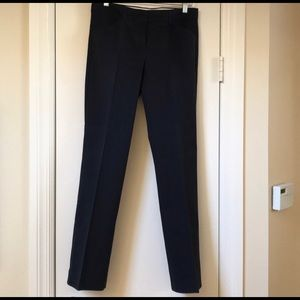 Theory Black Trousers - Size 6